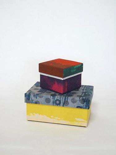山崎香織「 箱 展 」