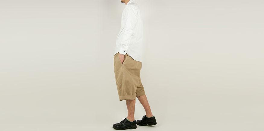 TUKI ghurka shorts